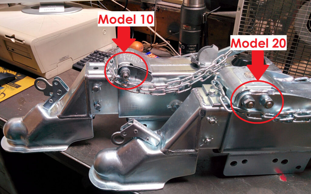 Repair Parts for Surge Brake Actuators