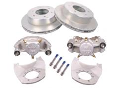 Disc Brake Parts - 8,000 lbs. Axles (9/16 Studs)