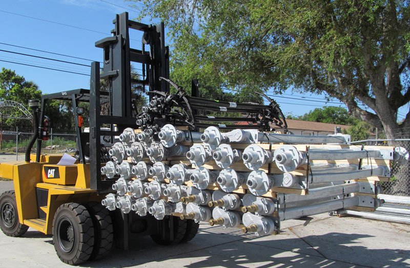 Dexter Axles at MYCO Trailers