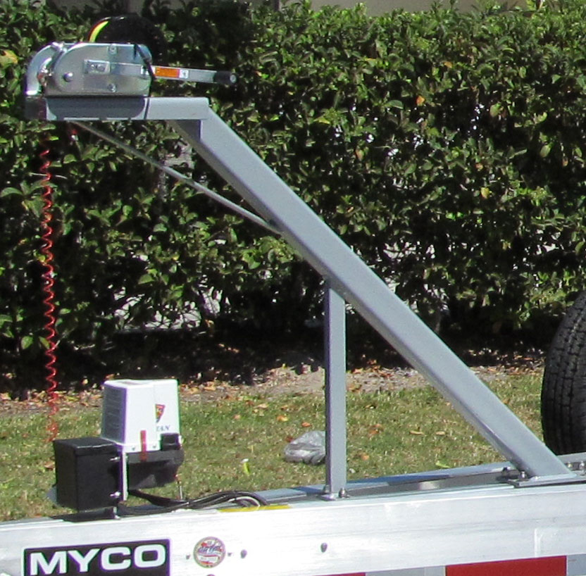 Replacement Winch Stand